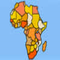 Geography Game - Africa